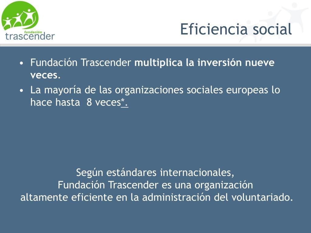 Fundación Trascender
