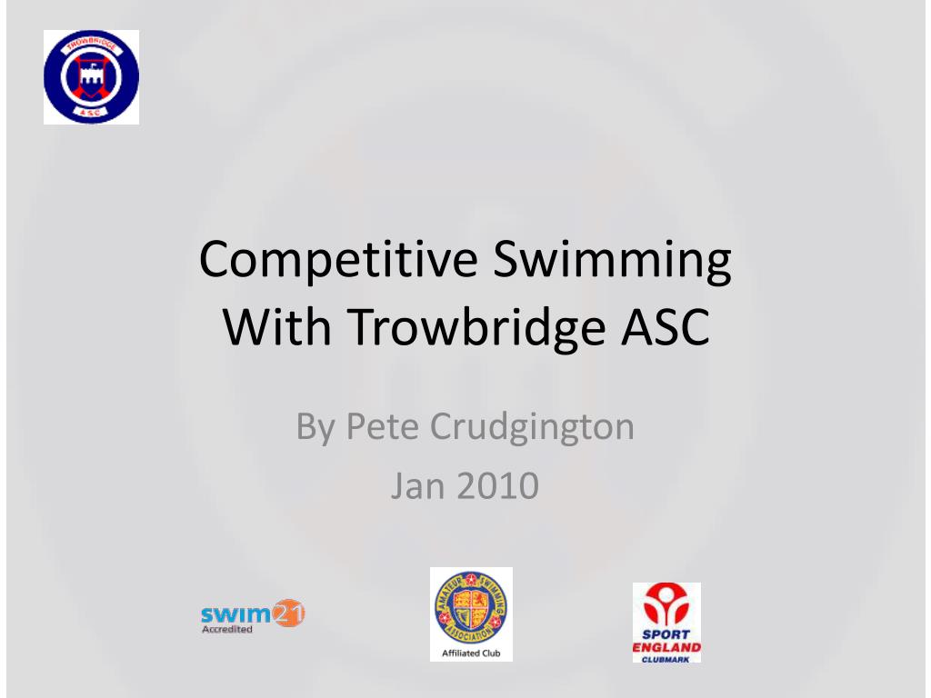 competitive swimming with trowbridge asc