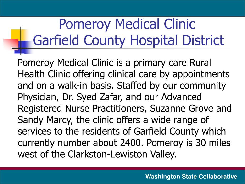 Pomeroy Medical Clinic