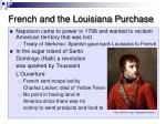 french and the louisiana purchase