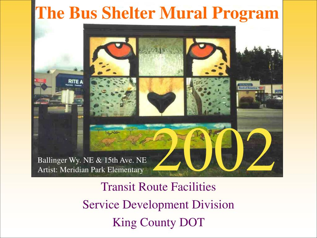 transit route facilities service development division king county dot l.