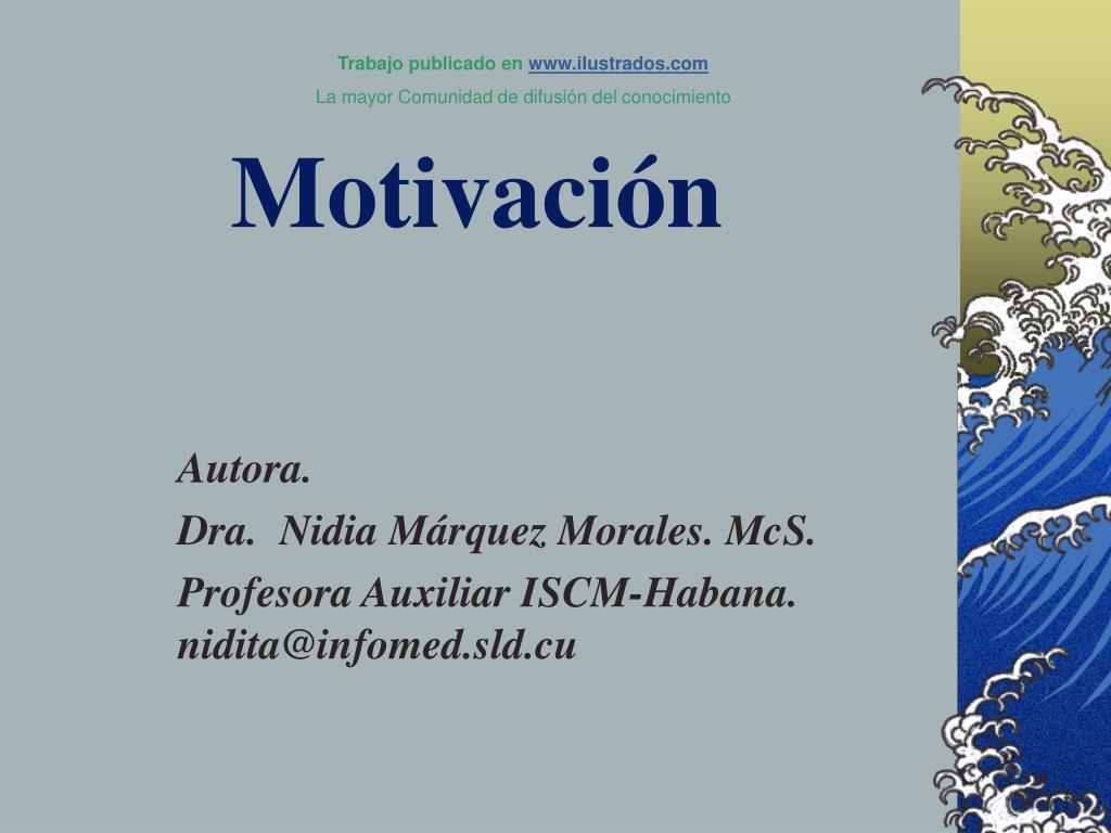 motivaci n l.