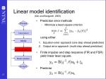 linear model identification qin and badgwell 2003