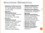 diagn stic diferencial