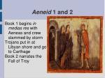 aeneid 1 and 2
