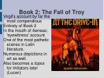 book 2 the fall of troy