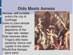 dido meets aeneas