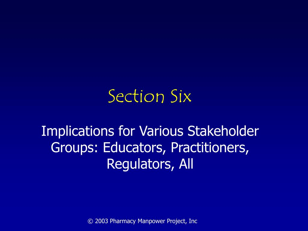 Section Six