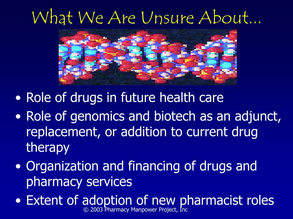What We Are Unsure About...