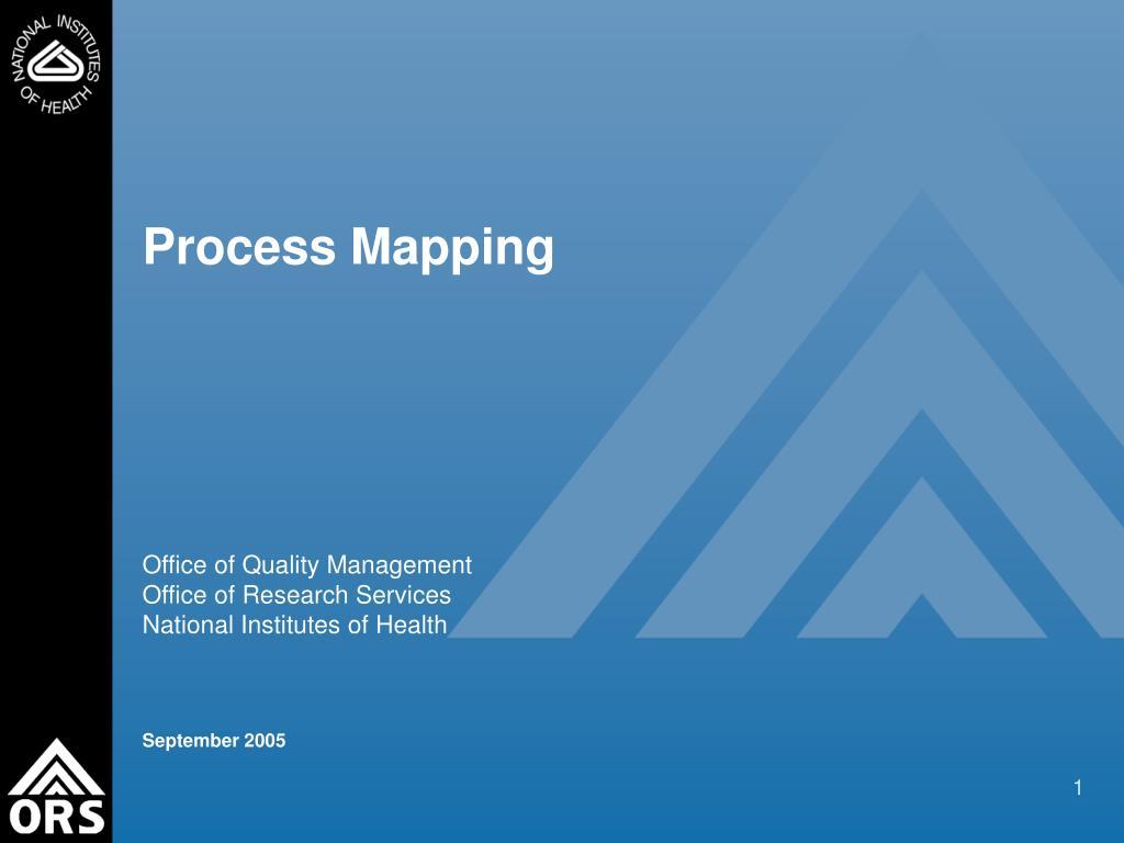 process mapping l.