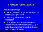 symbolic interactionism4
