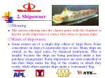 2 shipowner