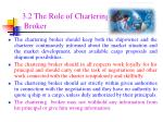 3 2 the role of chartering broker