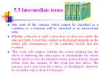 5 3 intermediate terms