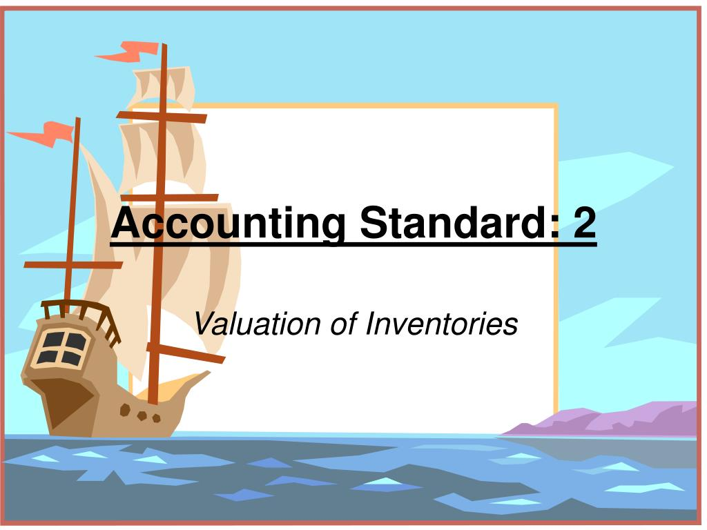 accounting standard 2 l.