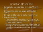 christian response32