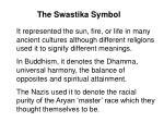 the swastika symbol19