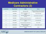 medicare administrative contractors 3