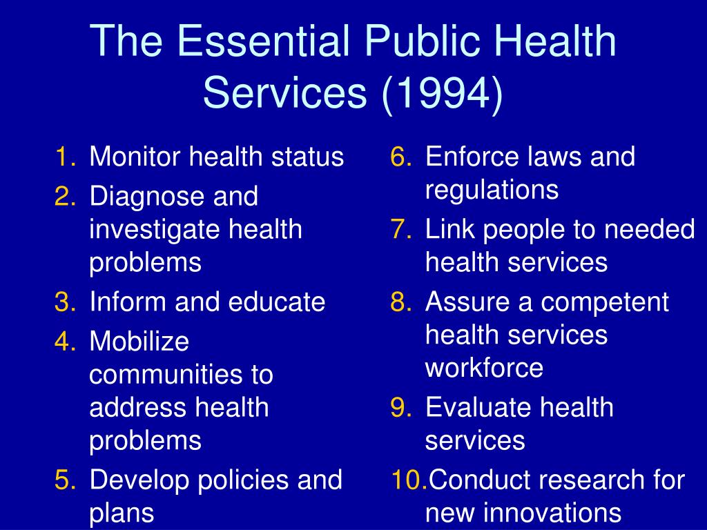 Monitor health status