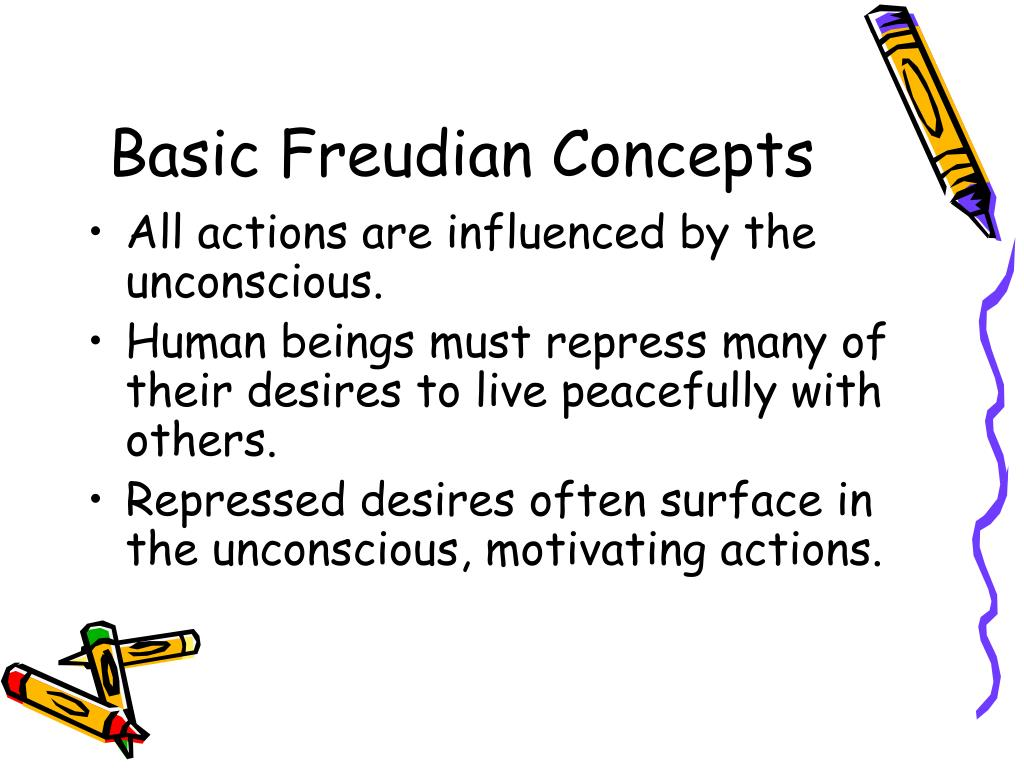 freudian criticism reading characters trauma Sigmund freud and his main theories  freudian slips and a penchant for all things sexual flood our minds at the very  (lots of criticism has come of them.