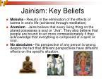 jainism key beliefs8