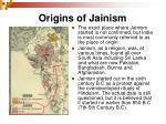origins of jainism