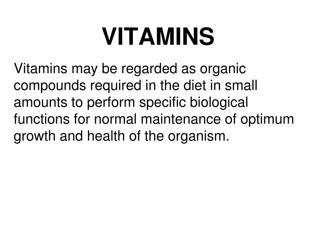 vitamins l.