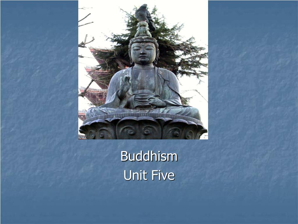 buddhism unit five l.