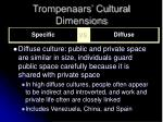 trompenaars cultural dimensions12