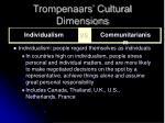 trompenaars cultural dimensions8