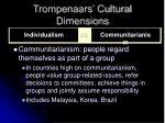 trompenaars cultural dimensions9