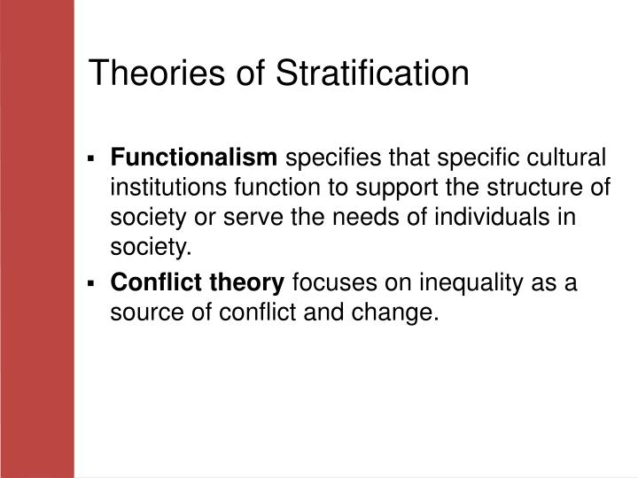 structural functionalism neo functionalism conflict theory