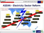 asean electricity sector reform