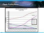 fleet predictions