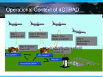 operational context of 4dtrad33