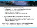 step 2 ground ground coordination 3d
