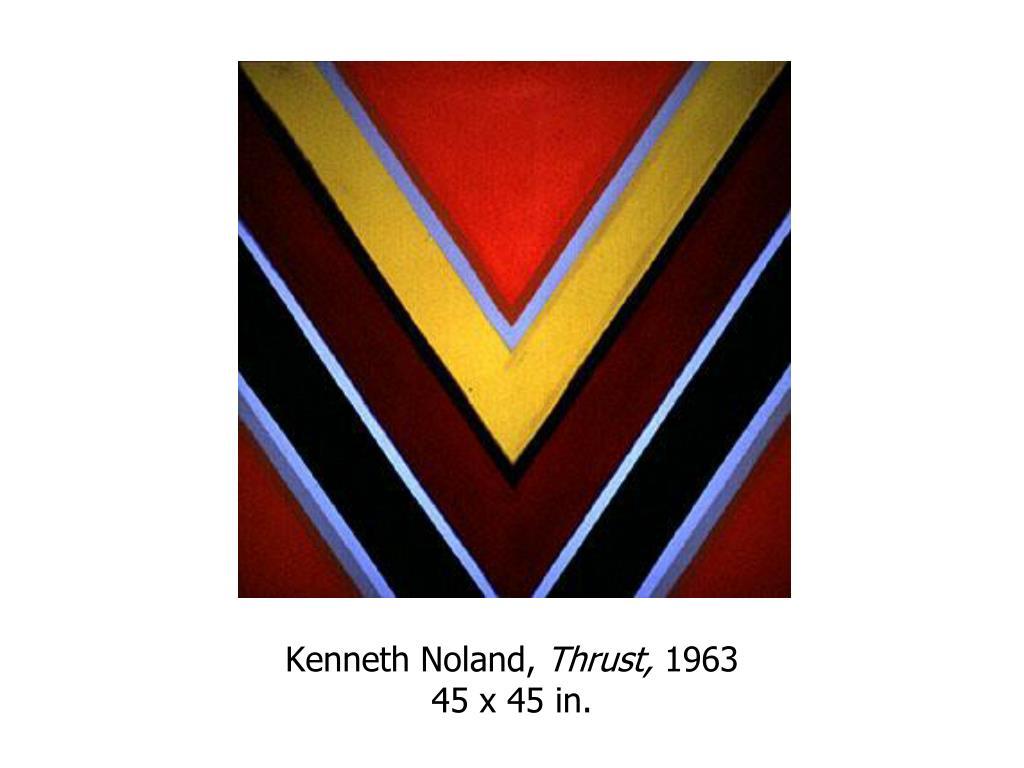 Kenneth Noland,