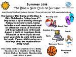 summer 2008 the boys girls club of burbank