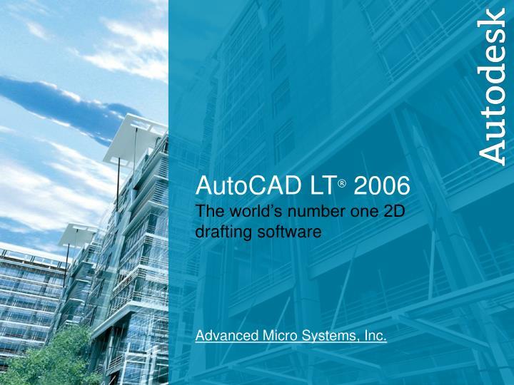 Advanced micro systems inc