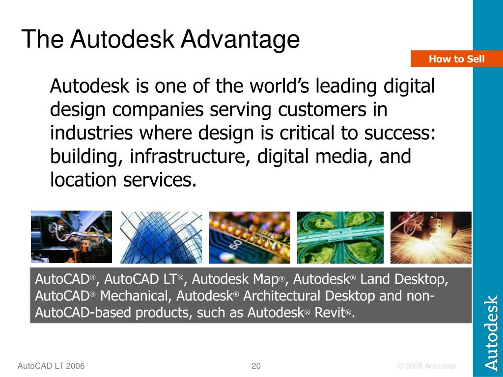 The Autodesk Advantage