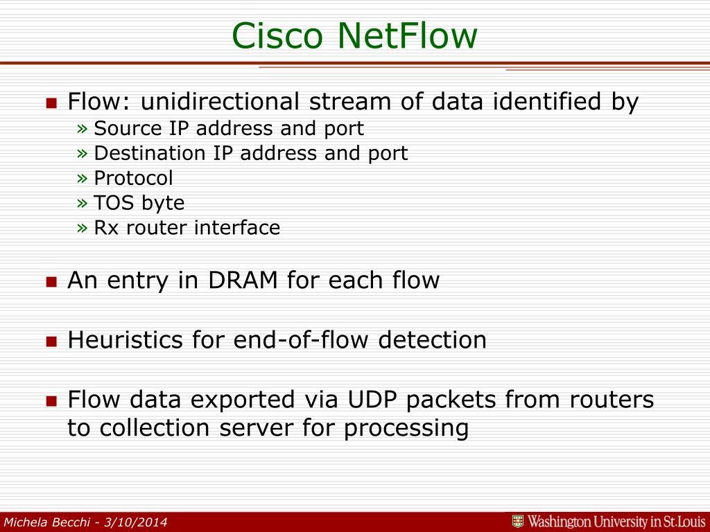 Cisco NetFlow
