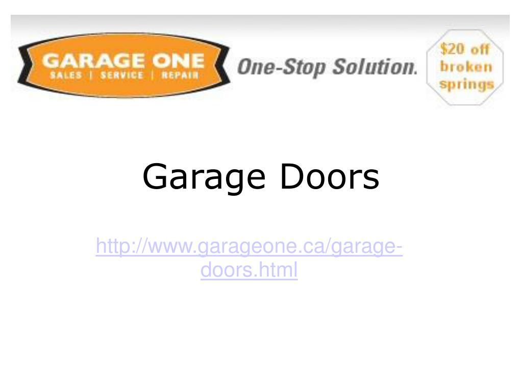 garage doors l.
