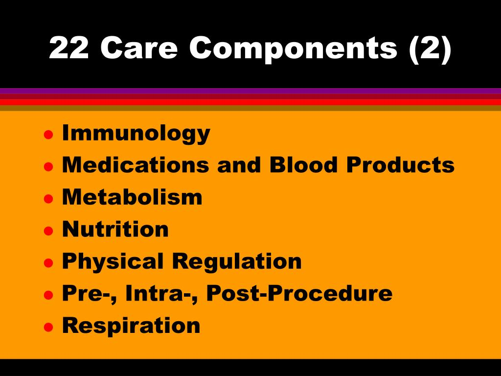22 Care Components (2)