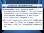 hofstede s cultural dimensions contd15