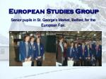 european studies group