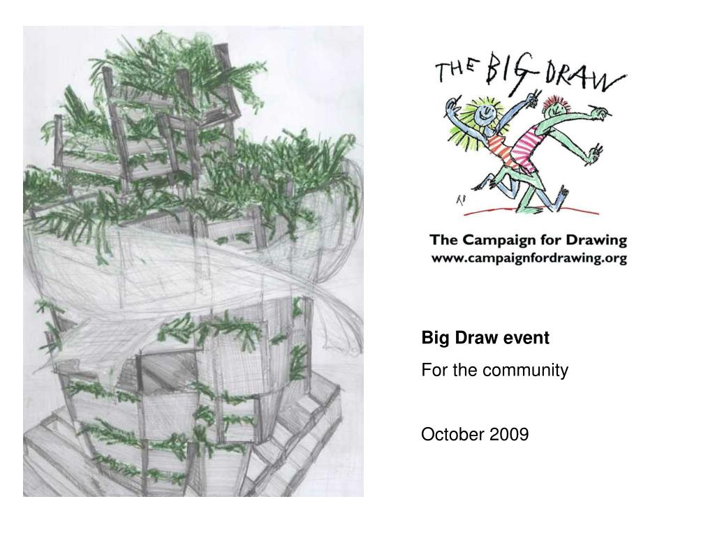 Big Draw event