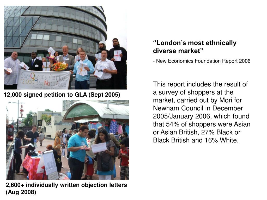 """""""London's most ethnically diverse market"""""""