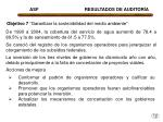 asf resultados de auditor a13