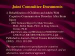 joint committee documents12