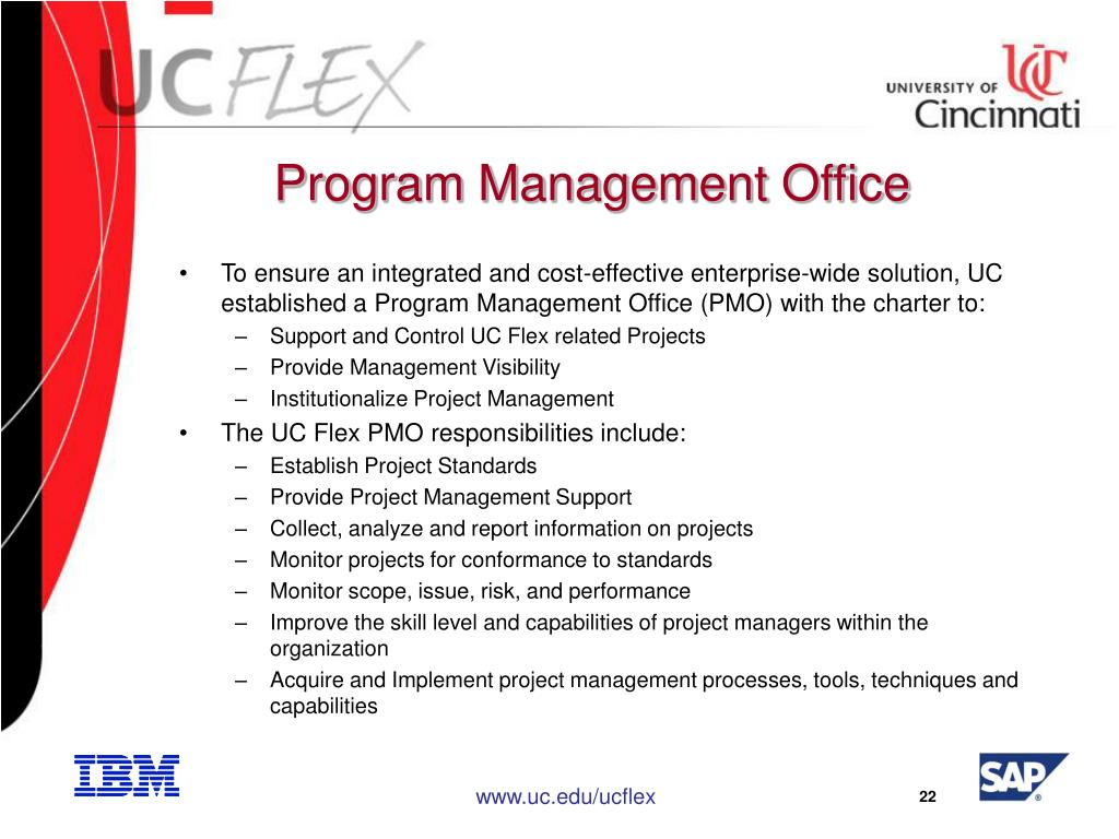 Program Management Office